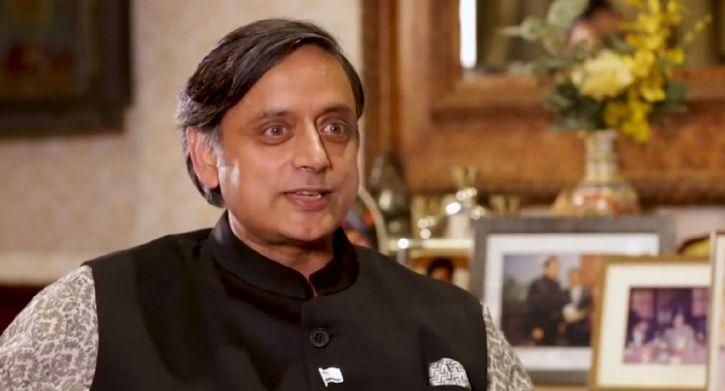 Facebook/Shashi Tharoor
