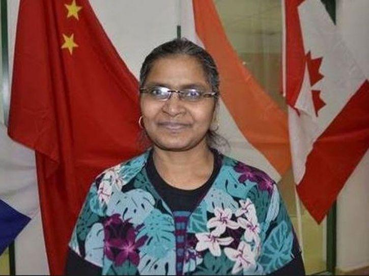 First ISRO Woman mangala mani
