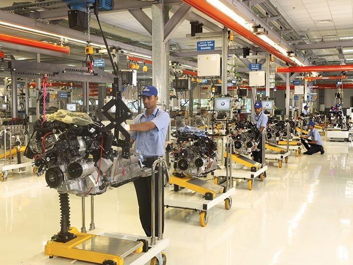 Force Motors engine plant