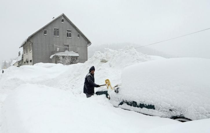 Frozen Europe 11