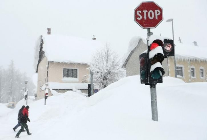 Frozen Europe 15