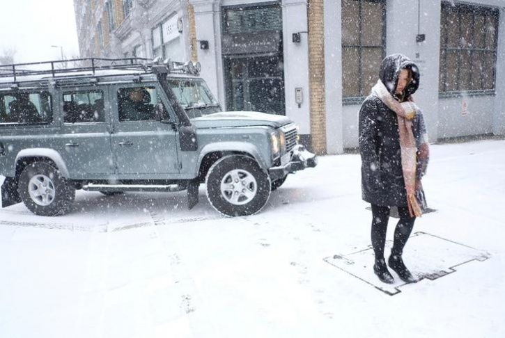 Frozen Europe 5