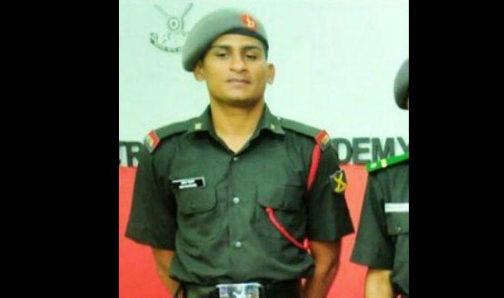 Gentlemen Cadet Om Paithane