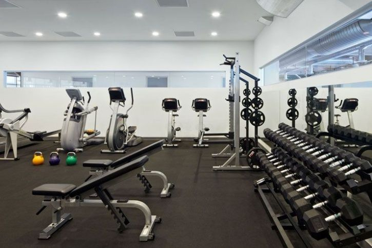 Gyms for strong work life