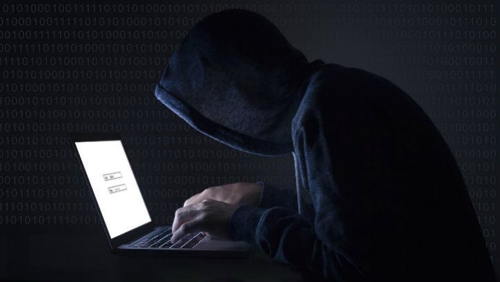 hacker programming ddos attack