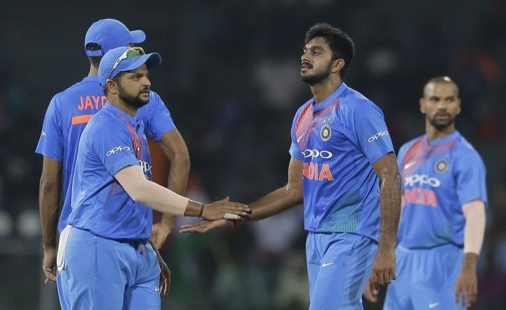 India have 2 wins in 3 games.