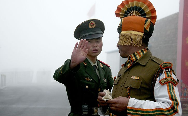 India Increases Deployment Of Troops Along Border With China