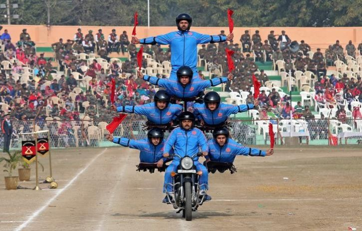 Indian Army Parade