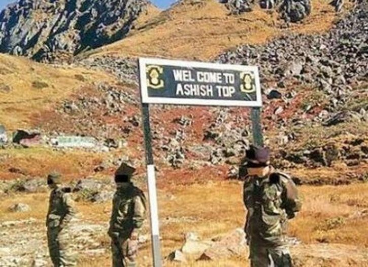 indian army post ashish Top
