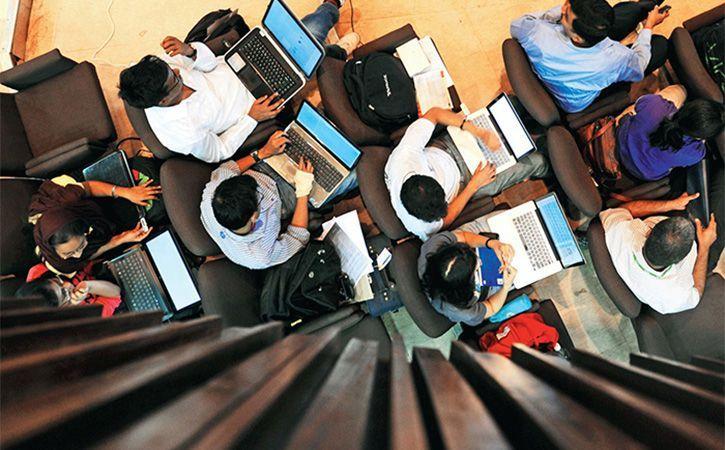 Indian Employees Hesitate Taking Leaves