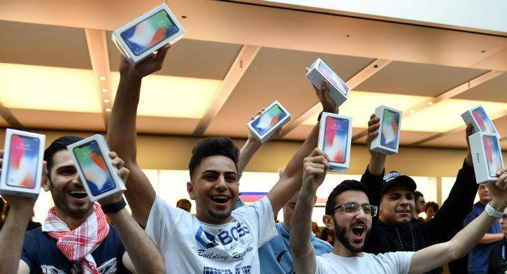iphone x early buyers