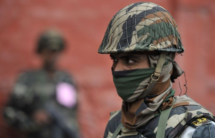 ISI Raids Indian Complex
