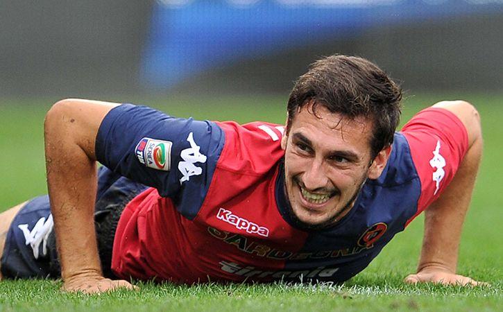 Italy International Footballer Davide Astori Found Dead