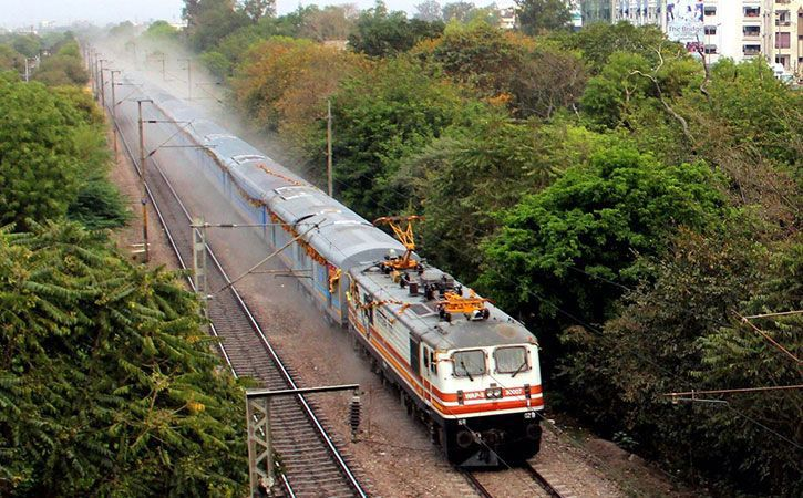 Jaipur To Delhi By Train In 90 Minutes