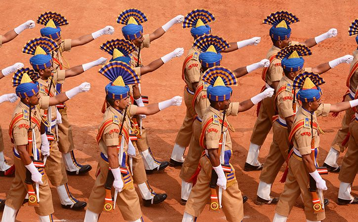 Jawans Quitting Force Rises Three-Fold Since 2015