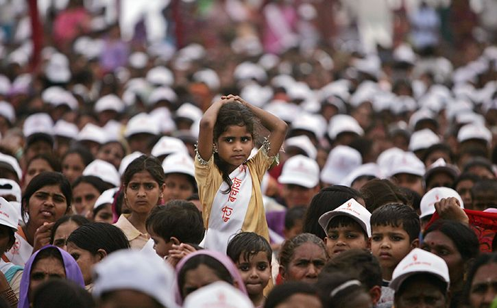 Jhunjhunu Goes From Worst Sex Ratio To The Best In Rajasthan