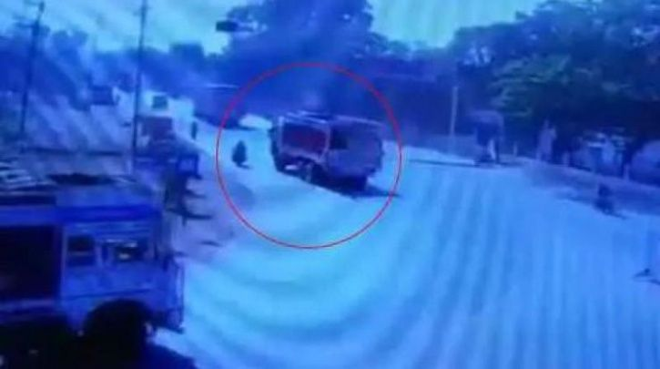 Journalist killed in madhya pradesh