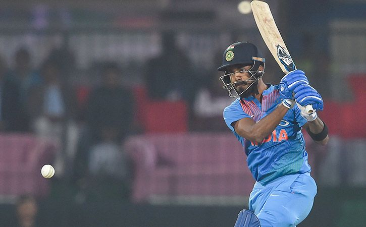 KL Rahul Become First Indian To Be Dismissed Hit Wicket In The T20I Format
