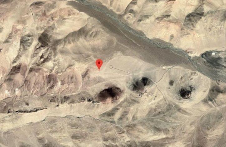 Kongka La Pass UFO base
