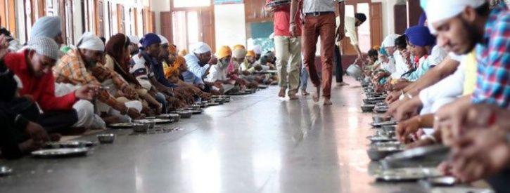langar at mosque