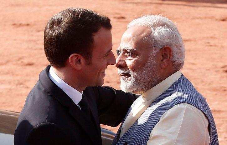 Macron-Modi