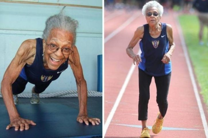 Meet Ida Keeling,The 102-Year-Old Runner Who Still Doesn