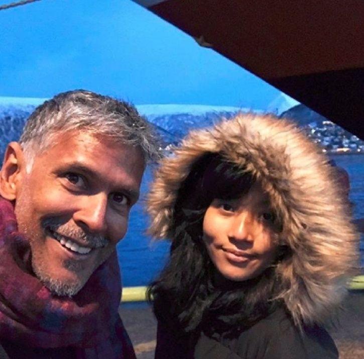 Milind and Ankita