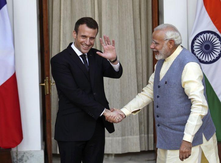 Modi-Macron