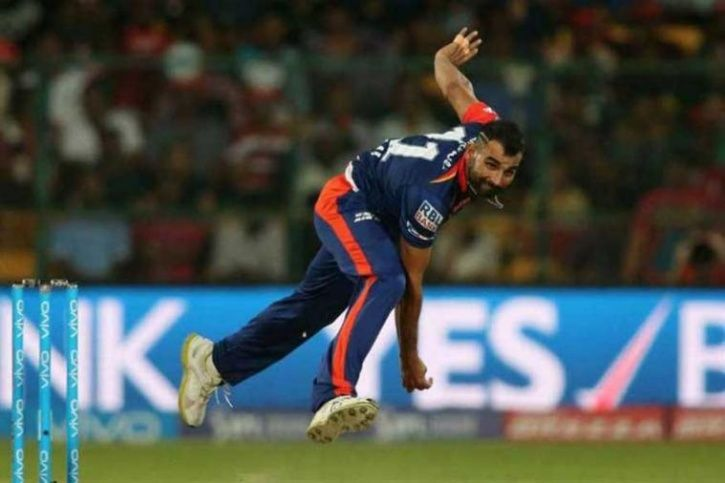 Mohammed Shami did not see this coming