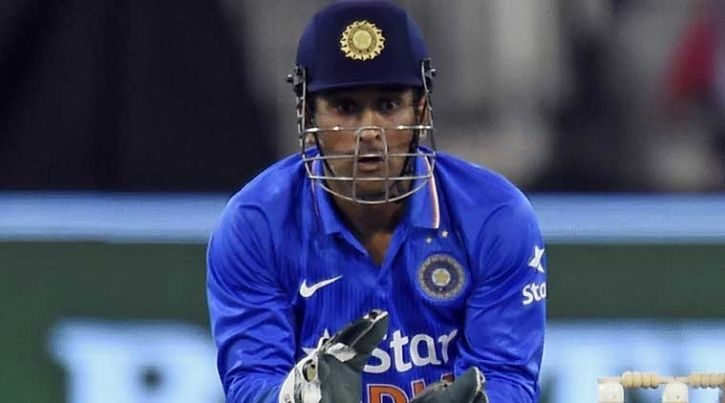 MS Dhoni has played for almost 14 years