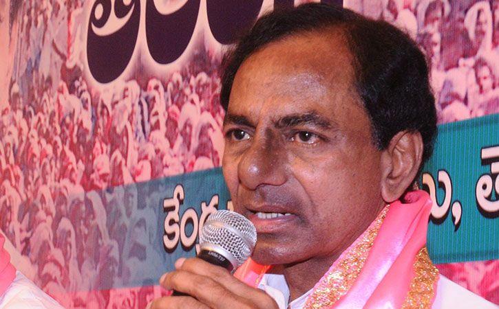 Naxal Threat Telangana CM KCR To Get Rs 7 Crore Bullet-proof Bus