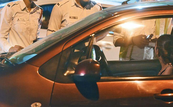 No Woman Fined Drunk Drive In Delhi In 2017