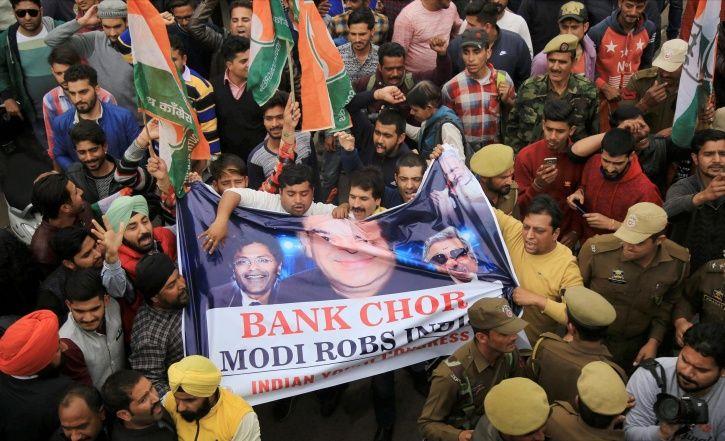 Non-Bailable Warrant Against Nirav Modi