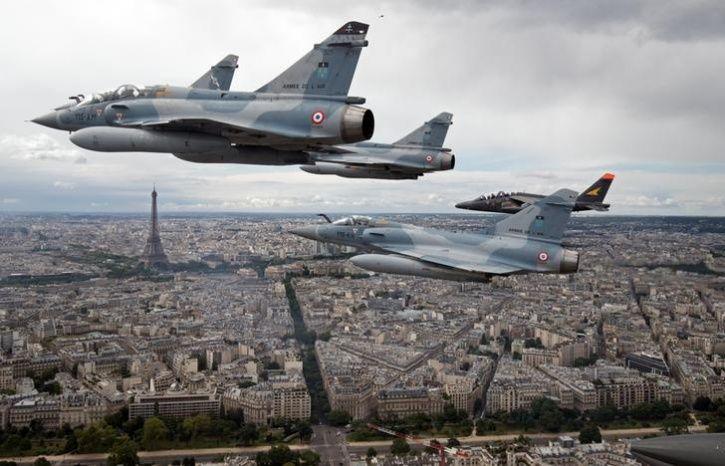 Paris air force