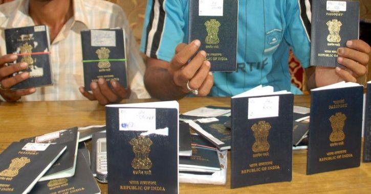 passport india