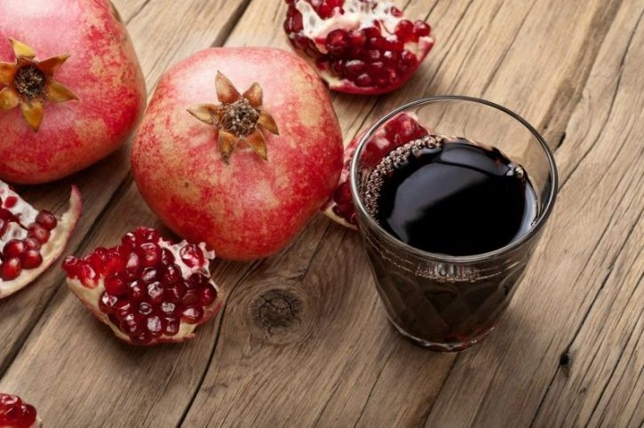 Pomegranate Juice Can Protect You From Cancer, Prevent And Even Reverse Cardiovascular Diseases