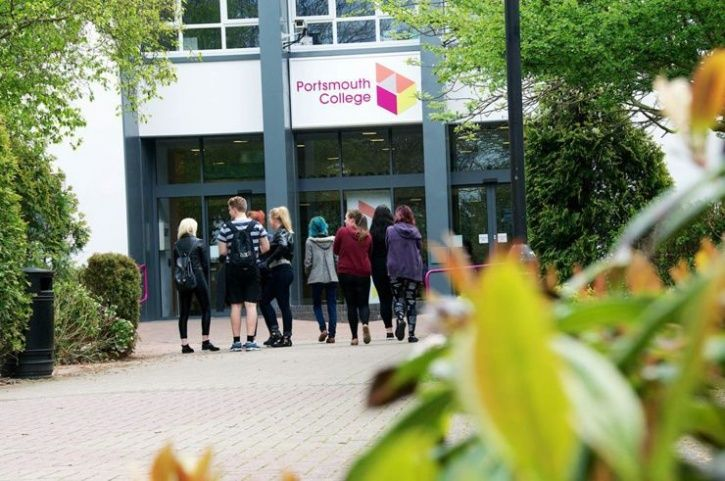 Portsmouth College Hinglish Course