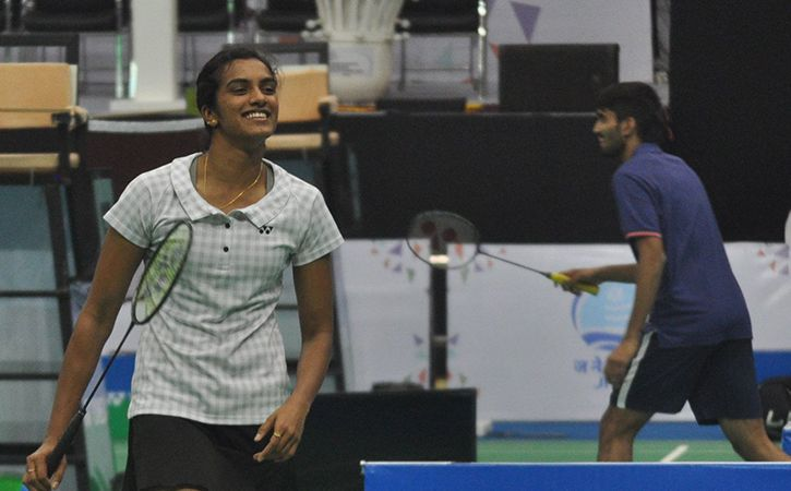PV Sindhu To Be India Flag Bearer At CWG Opening Ceremony
