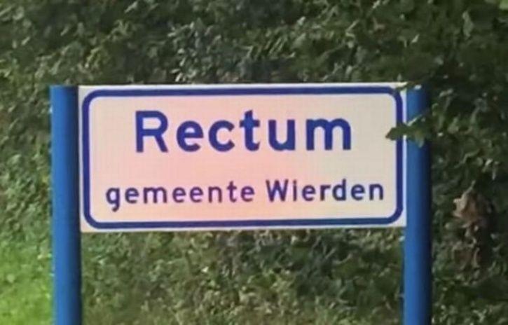 Rectum in Netherlands
