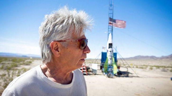 Rocket Scientist Blasts