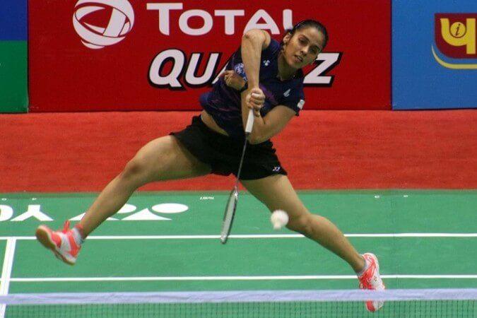Saina Nehwal won the Olympic bronze in 2012