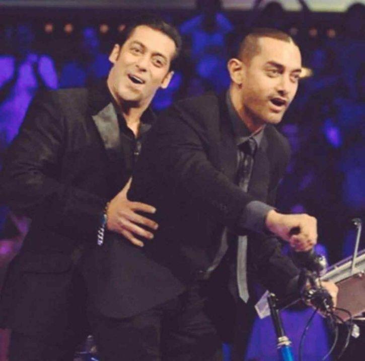 Salman and Aamir