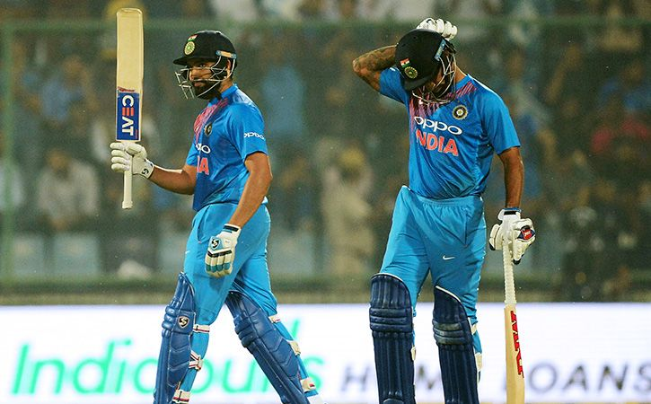 Shikhar Dhawan Is The Scapegoat To Ensure Rohit Sharma Remains In The Team