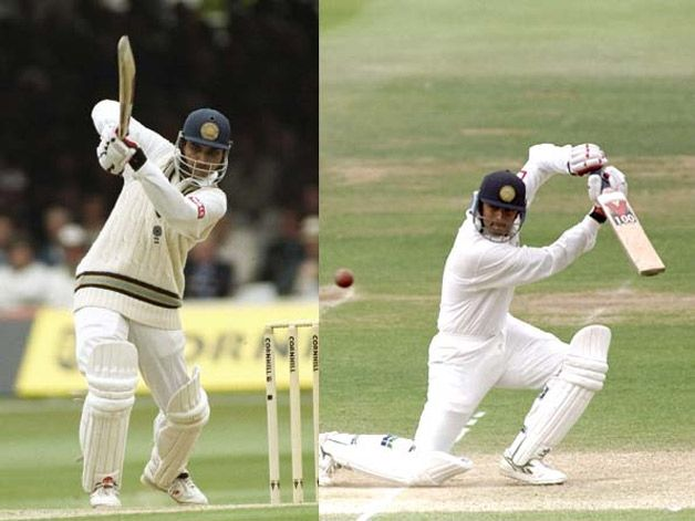 Sourav Ganguly was fun to watch while driving and cutting