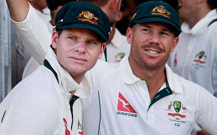 Steven Smith David Warner and Cameron Bancroft to leave SA