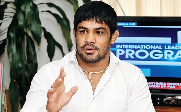 Sushil Kumar Is Targeting A 3rd Olympic Medal