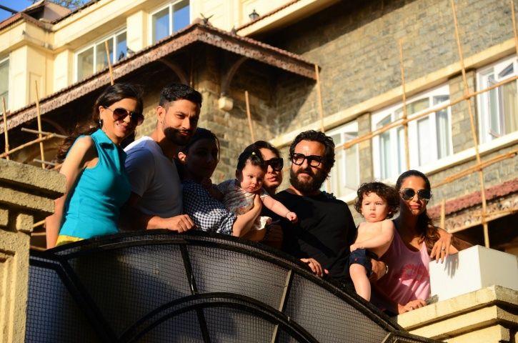 Taimur With Family 4