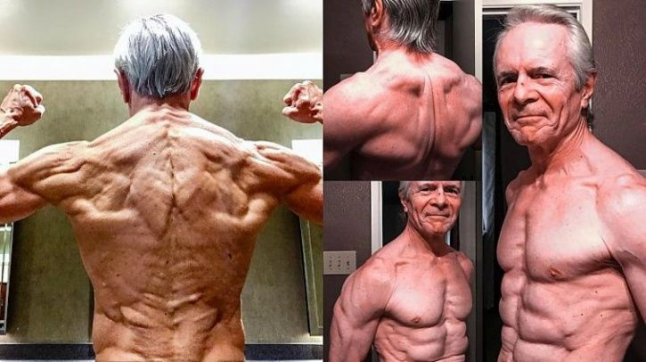 This 67-Year-Old Grandfather Is In Better Shape Than Most Of Us Can Ever Dream Of Being In