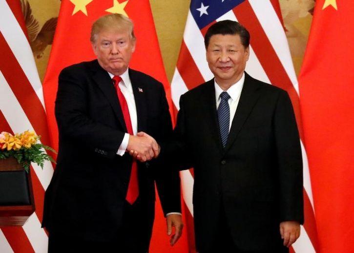 Trump Praises Chinese President Xi Jinping