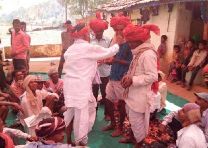 udaipur man marries live in partner
